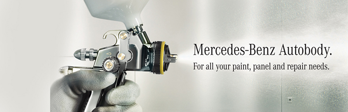 Mercedes-Benz Authorised Autobody Repairers