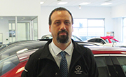 Shane Harris Mercedes-Benz Wellington